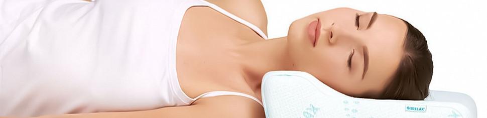 Правильно выбранная ортопедическая подушка