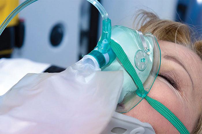 Противопоказания к оксигенотерапии